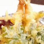 サクサク天ぷらの作り方|コツを知って誰でも簡単サクサク天ぷら【裏技・豆知識】